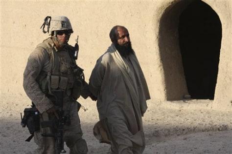 Image: U.S. marine, Abdul Hamid