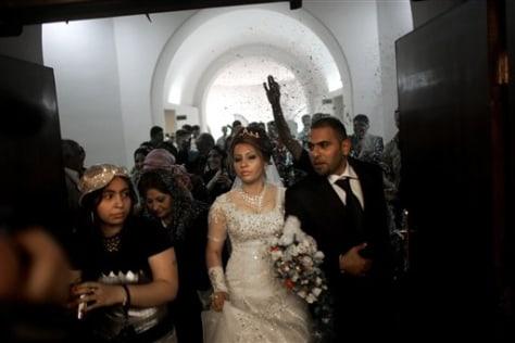 Image: Iraqi wedding
