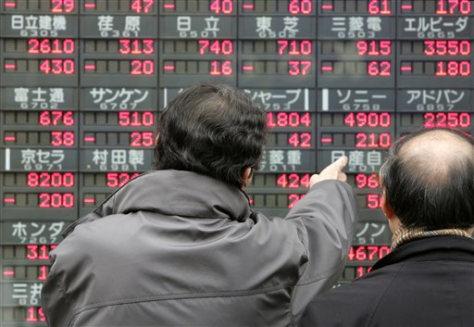 IMAGE: Japanese markets