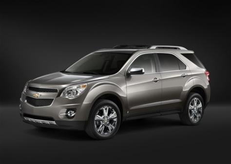 Image: 2010 Chevrolet Equinox