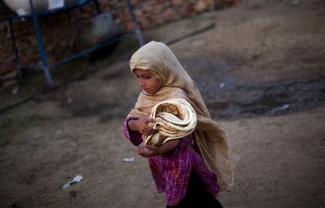 Image: Pakistani girl