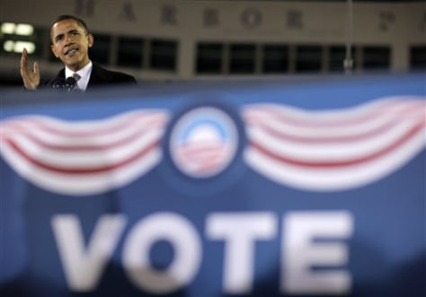 Image: Obama campaign