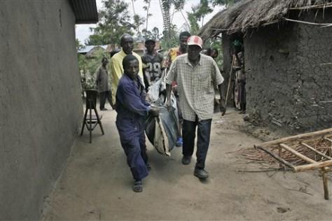 Image: Congo crisis