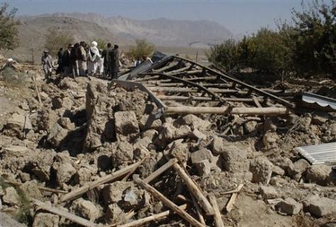 Image: Pakistan quake