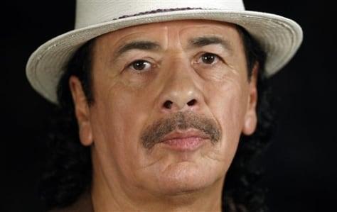 Image: Carlos Santana