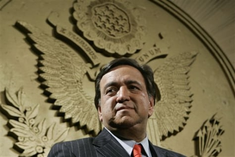 Gov. Bill Richardson, D-N.M.