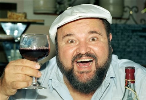 Dom DeLuise earned a  million dollar salary - leaving the net worth at 1 million in 2018