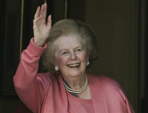 Image: Margaret Thatcher