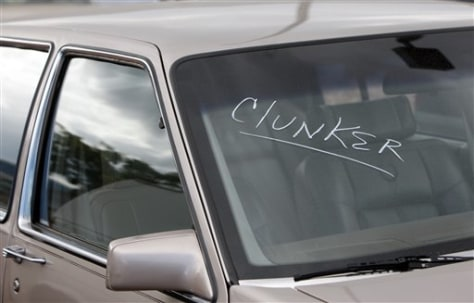 Image: Cash For Clunkers