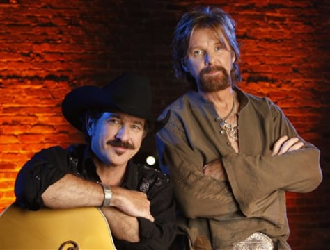 IMAGE: Brooks & Dunn