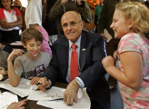 Image: Giuliani Outreach