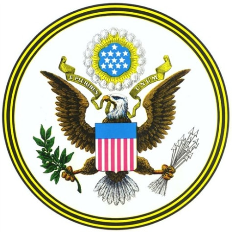IMAGE: Great Seal of the United States.