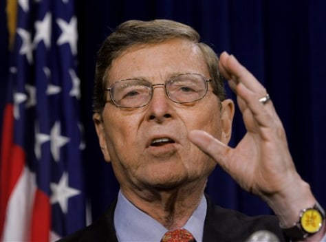 Sen. Pete Domenici, R-N.M.