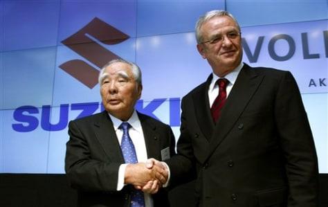 Japan Suzuki Volkswagen