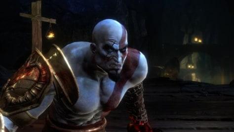 Games God Of War III
