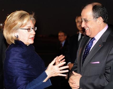 Image: Secretary of State Hillary Rodham Clinton