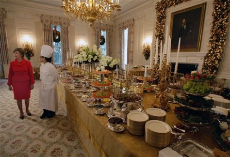 IMAGE: Holidays at the White House