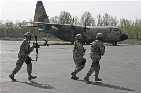 Kyrgyzstan US Base