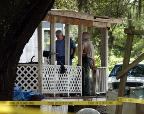 Image: Georgia mobile home slayings