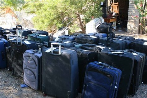 Phoenix Stolen Luggage