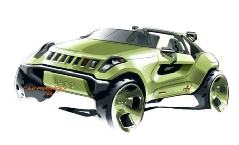 IMAGE: JEEP RENEGADE CONCEPT