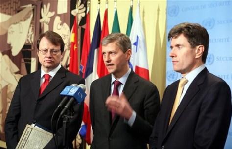 UN Iran Nuclear