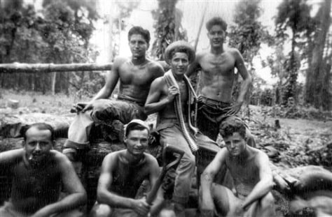 Soldiers in Philippines