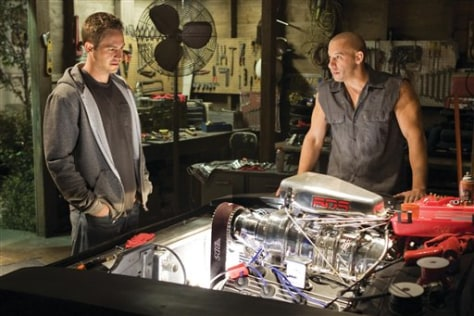Film Review Fast and Furious