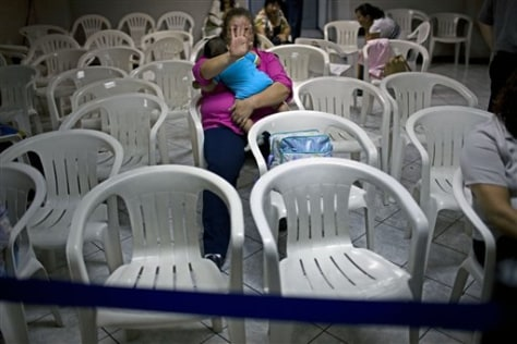 Image: Guatemala adoption limbo