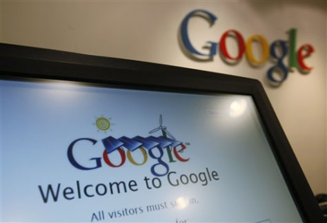 Image: Google office