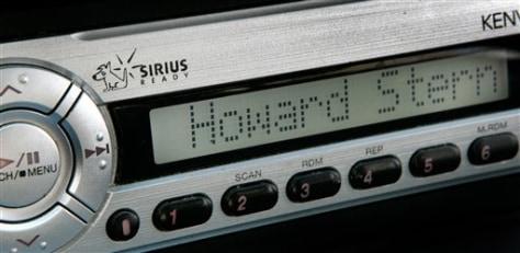 Image: Sirius Radio