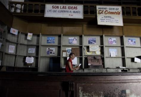 Cuba Adios Rations