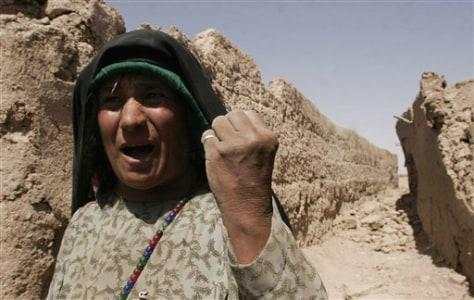 Image: Angry Afghanistan