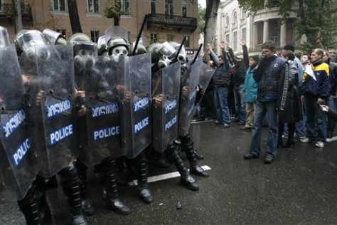 IMAGE: RIOT POLICE