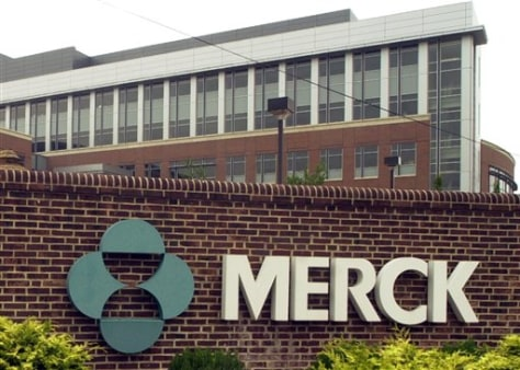 MERCK CANCER VACCINE
