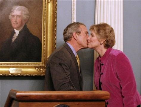 Image: President Bush, KarenHughes