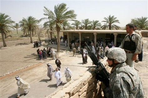 IMAGE: Iraq reconcilitation