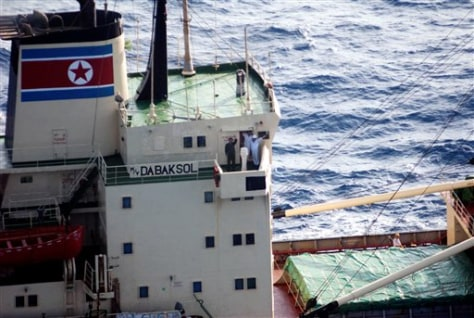 Yemen Koreas Somali Piracy
