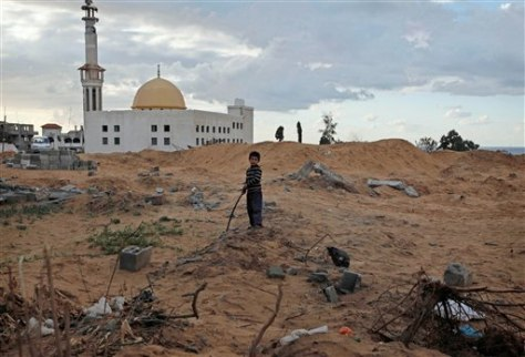 Image: Beit Lahiya, Gaza Strip