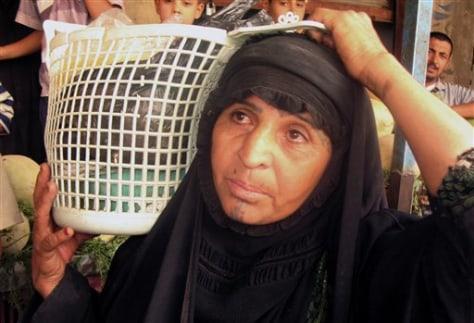 Image: Chitaya Mashan Madloum in Basra