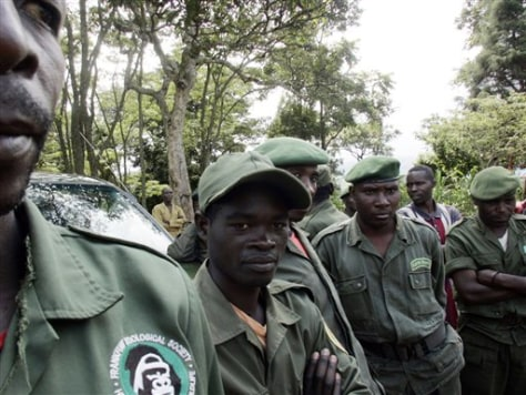 IMAGE: CONGO PARK RANGERS