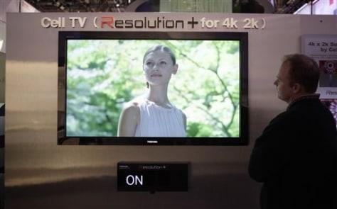 Image: Toshiba TV
