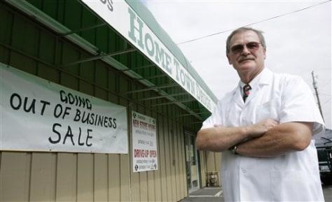 IMAGE: Pharmacist Dave Redden