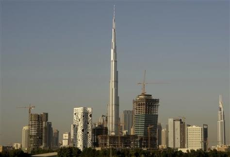 Image: Burj Dubai