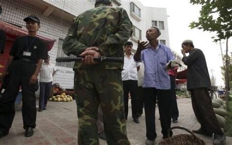 Image: Xinjiang scene