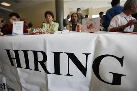 Image: Job fair