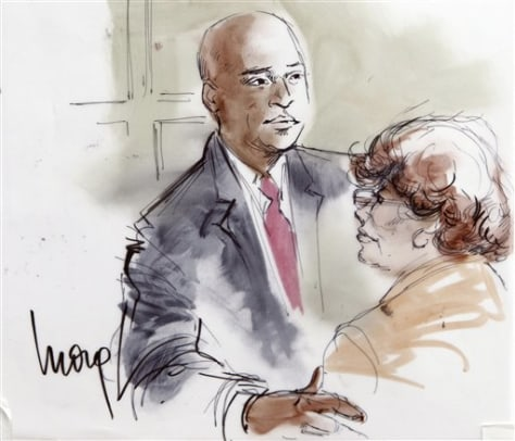 IMAGE: Courtroom drawing