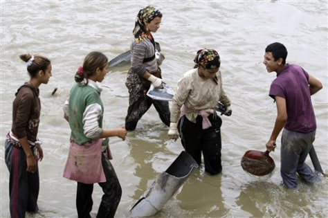 Image: Flooding in Turkey