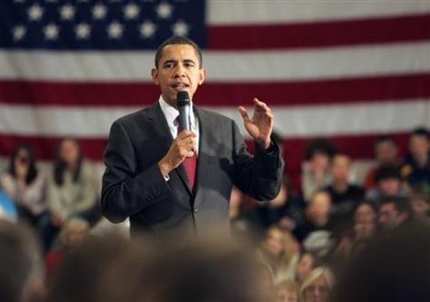 IMAGE: Sen Barack Obama, D-Ill.