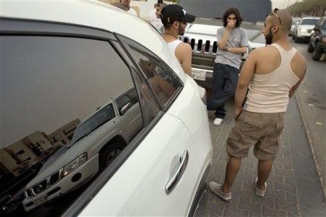 Image: Saudi Arabia